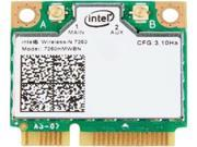 Intel 7260.HMWBNWBR PCI Wireless-N 7260 Plus Bluetooth Single Pack