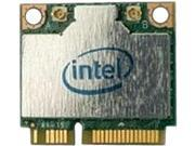 Intel 7260.HMWNBWB.R IEEE 802.11 Dual Band N600 Mini PCI Express Wi-Fi Adapter, 2.4GHz 300Mbps/5GHz 300Mbps