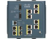CISCO IE-3000-8TC Managed Industrial Ethernet Switch