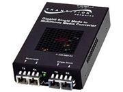 Transition Networks Gigabit Ethernet Multi Mode to Extended Multimode Fiber