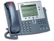 Cisco CP-7940G IP Phone Telephony Equipment Networking