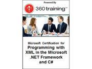 Microsoft Certification for Programming with XML in the Microsoft .NET Framework and C# - Self Paced Online Course