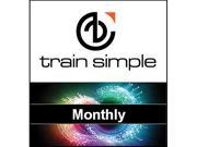 Train Simple Monthly Membership