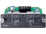 TP-LINK  10-Gigabit 2-Port SFP + Module