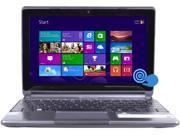 "Gateway Laptop LT41P05u 1.46 GHz 2 GB Memory 320 GB HDD 10.1"" Touchscreen Windows 8 (Office 2013 SST MPI Card included)"