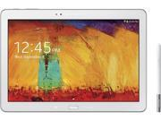 "Samsung Galaxy Note 10.1 2014 Quad Core 3GB RAM 32GB Storage 10.1"" 2560 x 1600 Touchscreen Tablet PC Android 4.3 - White"