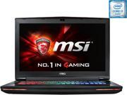 "MSI GT72S Dominator Pro G-219 Gaming Laptop 6th Generation Intel Core i7 6820HK (2.70 GHz) 16 GB Memory 1 TB HDD 128 GB SSD NVIDIA GeForce GTX 980M 8 GB GDDR5 17.3"" Windows 10 Home 64-Bit"