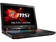 MSI GT Series GT72S G TOBII-805 Gaming Laptop Intel Core i7-6820HK 17.3