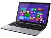 "TOSHIBA Laptop Satellite L55Dt-A5253NR AMD A6-Series A6-5200 (2.00 GHz) 6 GB Memory 750 GB HDD AMD Radeon HD 8400 15.6"" Touchscreen Windows 8"