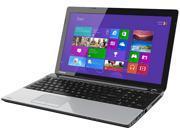 "TOSHIBA Satellite C55-A5282 Notebook Intel Pentium 2020M (2.40GHz) 6GB Memory 500GB HDD Intel HD Graphics 15.6"" Windows 8"