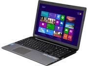 "TOSHIBA Laptop Satellite L55-A5284/A5184 Intel Core i5 3337U (1.80 GHz) 8 GB Memory 750 GB HDD Intel HD Graphics 15.6"" Windows 8 64-Bit"