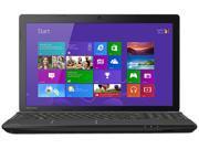 "TOSHIBA  Satellite  C55-A5180  NotebookIntel Celeron  N2820 (2.13GHz)  4GB  Memory 500GB  HDD DVD±RW/CD-RW Webcam Intel HD Graphics  15.6""   Windows 8.1 64-Bit"
