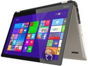 "TOSHIBA Satellite Radius P55W-B5318 Intel Core i7 4510U (2.00GHz) 12GB Memory 256GB SSD 15.6"" 360° Rotation Touchscreen Ultrabook Windows 8.1"