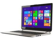 "TOSHIBA Laptop Satellite S55-B515 Intel Core i7 5500U (2.40 GHz) 12 GB Memory 1 TB HDD AMD Radeon R7 M260 15.6"" Windows 8.1 64-Bit"