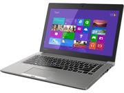"TOSHIBA Laptop Tecra Z40-B-048 Intel Core i5 5200U (2.20 GHz) 8 GB Memory 128 GB SSD Intel HD Graphics 5500 14.0"" Windows 7 Professional 64-Bit with Windows 8.1 Pro Upgrade Disc"