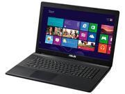 "ASUS Laptop R704A-RH51 Intel Core i5 3210M (2.50 GHz) 4 GB Memory 750 GB HDD Intel HD Graphics 4000 17.3"" Windows 8 64-bit Edition"