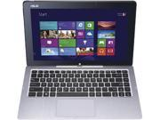 "ASUS Tablet Transformer Book 90NB02W1-M01250 Intel Core i7 4500U (1.80 GHz) 8 GB Memory 256GB SSD HDD Intel HD Graphics 4400 13.3"" Touchscreen Windows 8 Professional 64-bit"