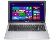 "ASUS K550CA-DH31T Notebook Intel Core i3 3217U (1.80GHz) 4GB Memory 500GB HDD Intel HD Graphics 4000 15.6"" Touchscreen Windows 8 64-Bit"