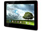 "ASUS Transformer Pad ASTF300T-A1-RD NVIDIA Tegra 3 1 GB DDR3 Memory 16GB Flash 10.1"" Touchscreen Tablet Android 4.0 (Ice Cream Sandwich)"