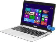 "ASUS VivoBook S400CA-DB51T Intel Core i5 3337U (1.80GHz) 6GB Memory 500GB HDD 24GB SSD 14"" Touchscreen Ultrabook Windows 8 64-Bit"