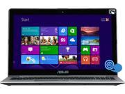 "ASUS S500CA-SI30401U Ultrabook Intel Core i3 3217U (1.80 GHz) 500 GB HDD 24 GB SSD 15.0"" Touchscreen Windows 8 64-bit"