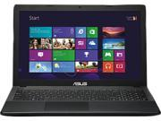 "ASUS F551MAV-DB02-B Notebook Intel Celeron N2830 (2.16GHz) 4GB Memory 500GB HDD Intel HD Graphics 15.6"" Windows 8.1 64-bit"