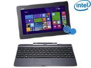 "ASUS Transformer Book T100 Intel Z3775 Quad Core 2GB DDR3 RAM 64GB SSD 10.1"" Touchscreen 2in1 Tablet w/Dock, Windows 8.1- Red (T100TA-C1-RD(S))"