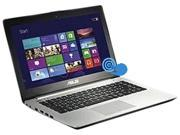 "ASUS VivoBook V451LA-DS51T Notebook Intel Core i5 4200U (1.60GHz) 6GB Memory 500GB HDD Intel HD Graphics 4400 14.0"" Touchscreen Windows 8 64-Bit"