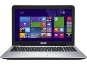 """ASUS X555LA-DB51 Notebook Intel Core i5 4210U (1.70GHz) 8GB Memory 1TB HDD Intel HD Graphics 4400 15.6"""" Windows 8.1 64-bit"""