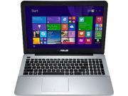 """ASUS X555LA-DB71 Notebook Intel Core i7 4510U (2.00GHz) 8GB Memory 1TB HDD Intel HD Graphics 4400 15.6"""" Windows 8.1 64-bit"""