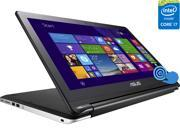 ASUS Transformer Book Flip TP500LA-DB71T-CA Notebook Intel Core i7 4510U (2.00GHz) 6GB Memory ...