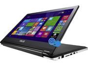 "ASUS Transformer Book Flip TP500LA-DH71T 2-in-1 Laptop Intel Core i7 4510U (2.00GHz) 8GB Memory 1TB HDD Intel HD Graphics 4400 Shared memory 15.6"" Touchscreen Windows 8.1 64-Bit"