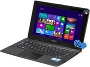 "ASUS Laptop K200MA-DS01T(S) Intel Celeron N2830 (2.16 GHz) 4 GB Memory 500 GB HDD Intel HD Graphics 11.6"" Touchscreen Windows 8.1 64-bit"