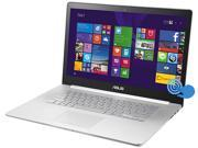 "ASUS  Zenbook  NX500JK-XH72T  Intel Core i7  4712HQ (2.30GHz)  16GB  Memory 512 GB SSD PCIe + TPM 15.6"" 4k  Touchscreen Laptop Windows 8.1 Pro 64-Bit"
