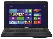 "ASUS X552EA-DH41 Notebook AMD A-Series A4-5000 (1.50GHz) 4GB Memory 500GB HDD AMD Radeon HD 8330 15.6"" Windows 8 64-Bit"
