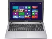 "ASUS Laptop K550JD-DH51-CA Intel Core i5 4200H (2.80GHz) 6GB Memory 750GB HDD NVIDIA GeForce 820M 15.6"" Windows 8.1 64-Bit"