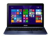 "ASUS Laptop EeeBook X205TA-DS01-BL-OFCE Intel Atom Z3735F (1.33 GHz) 2 GB Memory 32 GB eMMC Intel HD Graphics 11.6"" Windows 8.1 32-Bit"