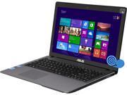 "ASUS Certified Refurbished Laptop X550CA-RI3T13 Intel Core i3 3217U (1.80 GHz) 6 GB Memory 500 GB HDD 15.6"" Windows 8"