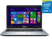 "ASUS Laptop X555LB-NS71 Intel Core i7 5500U (2.40 GHz) 8 GB Memory 1 TB HDD NVIDIA GeForce 940M 15.6"" Windows 8.1 64-Bit"