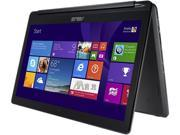 "ASUS 15.6"" Touchscreen 2-in-1 Tablet / Ultrabook (Q502LA-BBI5T12) Intel Core i5-4210U 1.70GHz (2.70Ghz Turbo), 8GB DDR3, 1TB HDD, Windows 8.1 Q502LA-BBI5T12"