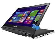 "ASUS Transformer Book Flip TP300LAB-DS51T-CA Laptop Intel Core i5 5200U (2.20GHz) 6GB Memory 500GB HDD Intel HD Graphics 5500 Shared memory 13.3"" Touchscreen Windows 8.1 64-Bit"