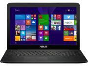 "ASUS Laptop F554LA-WS71 Intel Core i7 5500U (2.40GHz) 8GB Memory 1TB HDD Intel HD Graphics 5500 15.6"" Windows 8.1 64-Bit"