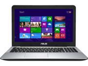 "ASUS Laptop R556LA-RS51 Intel Core i5 5200U (2.20 GHz) 8 GB Memory 500 GB HDD Intel HD Graphics 5500 15.6"" Windows 8.1 64-Bit"