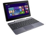 "ASUS Transformer Book T100TAM-C12-GR 2-in-1 Laptop Intel Atom Z3775 (1.46GHz) 2GB Memory 64GB SSD Intel HD Graphics Shared memory 10.1"" Touchscreen Windows 8.1 32-Bit"