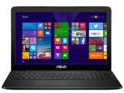 "ASUS Laptop F554LA-NH71 Intel Core i7 5500U (2.40 GHz) 8 GB Memory 1 TB HDD Intel HD Graphics 5500 15.6"" Windows 10 Home 64-Bit"