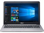 "ASUS K501UX-DH71-CA Gaming Laptop Intel Core i7 6500U (2.50 GHz) 1 TB HDD 128 GB SSD NVIDIA GeForce GTX 950M 2 GB GDDR3 15.6""  Windows 10 Home 64-Bit"
