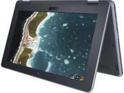 ASUS Chromebook Flip C213SA-YS02 , 11.6 inch Ruggedized & Water Resistant, 360 Flip Touchscreen