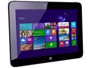 "HP Pro Tablet 610 G1 32 GB Net-tablet PC - 10.1"" - Intel Atom Z3775 1.46 GHz - Graphite"