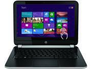 "HP Laptop Pavilion 11-e110nr AMD A4-Series A4-1250 (1.00 GHz) 4 GB Memory 500 GB HDD AMD Radeon HD 8210 11.6"" Touchscreen Windows 8.1"