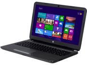 "HP Pavilion 15-g019wm 15.6"" Notebook with Dual Core AMD E1-2100 CPU, 4GB Memory, 500GB HDD, RADEON HD 8210, SuperMulti DVD Burner, HD Audio, HD Webcam, USB 3.0, HDMI Out, Charcoal, Windows 8.1"